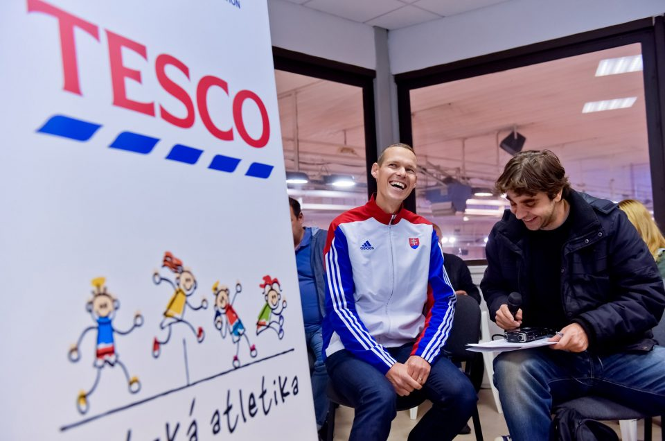 Tesco – Run for Life