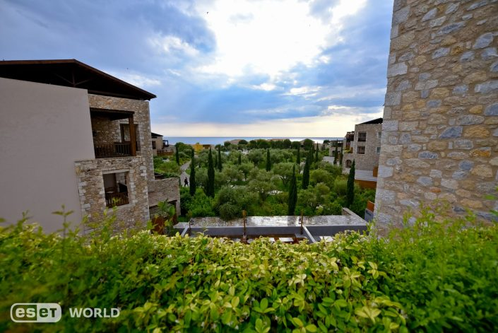 westin, costa navarino resort, greece