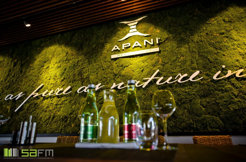 SAFM – Lunch at Apani Restaurant