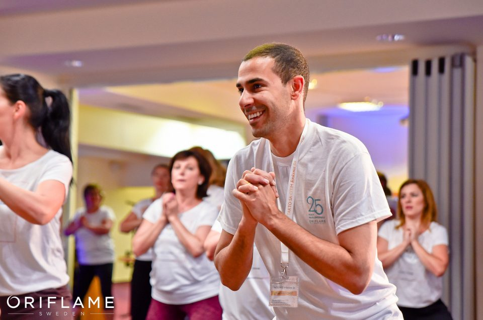 Oriflame – training – conference