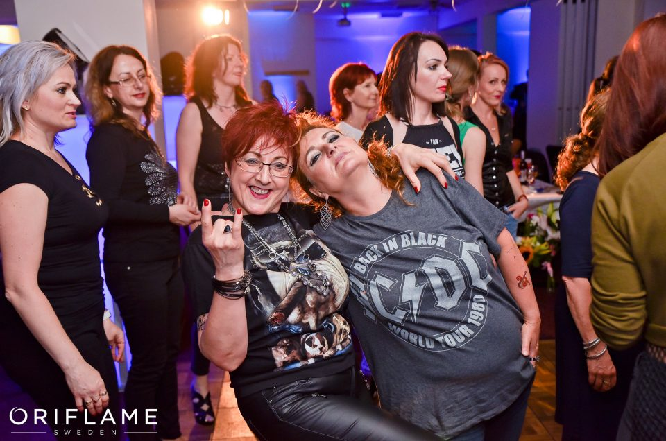 Oriflame – Rock party