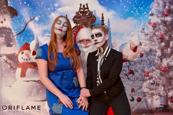oriflame vianocny firemny vecierok fotograf