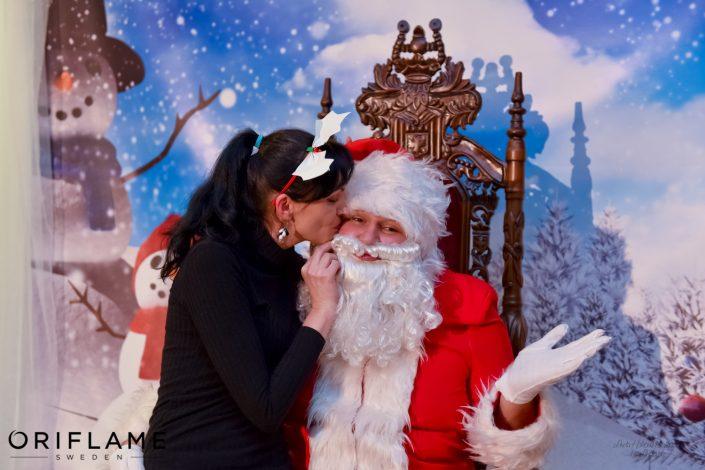 oriflame vianocny firemny vecierok fotograf mikulas santa claus