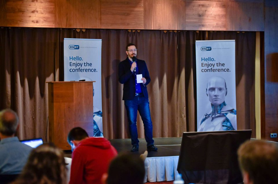 Eset – Marketing Conference