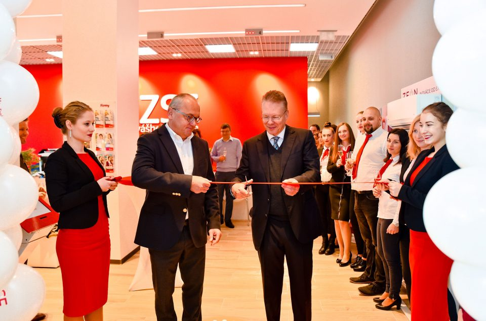 ZSE – Borry Mall branch office opening