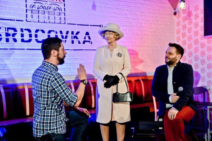 Juraj Soko Tabacek a Junior Fun Rádio