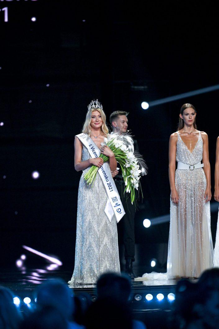 Miss Slovensko 2021,Sylvia Šulíková, I. Vicemiss,